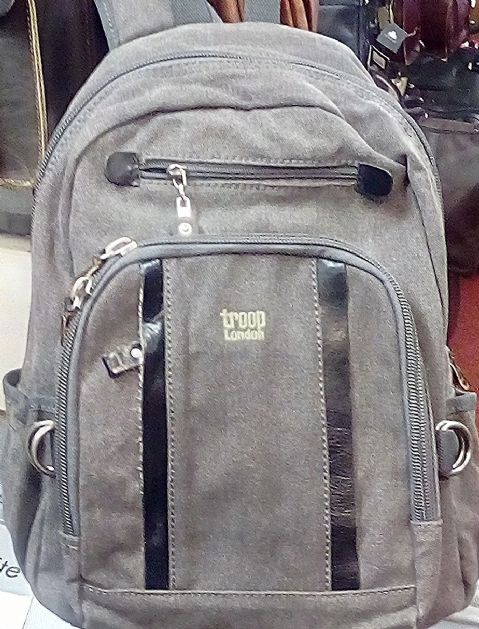 The Large Backpack and Rucksack